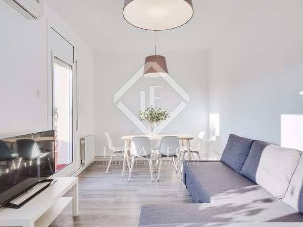 55m² Lägenhet med 20m² terrass till uthyrning i El Born