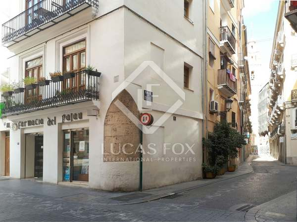 Perceel van 923m² te koop in La Seu, Valencia