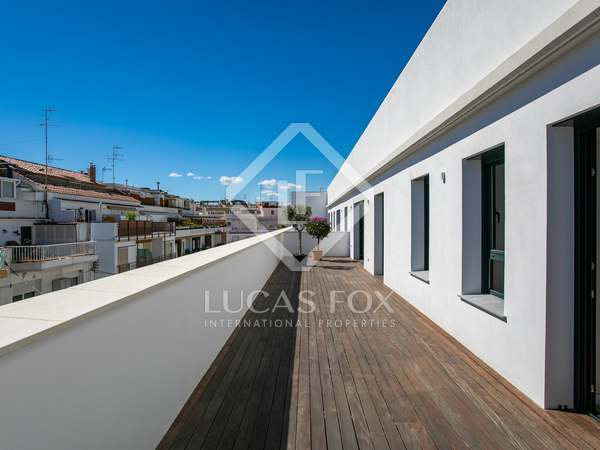 85m² Apartment with 44m² terrace for sale in Sitges Town