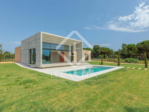 New build house for sale in Baix Empordà, Girona