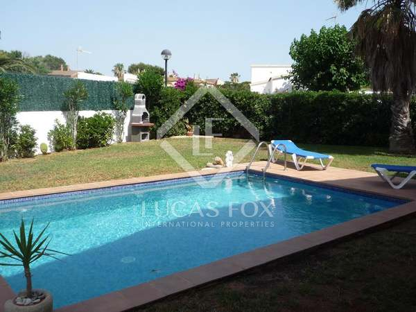 Huis / Villa van 150m² te koop in Ciudadela, Menorca