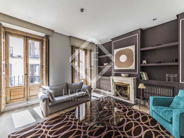 Appartement van 128m² te huur in Palacio, Madrid