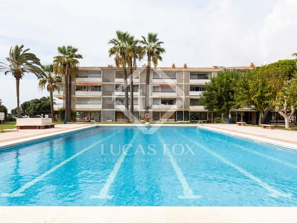 80m² Apartment with 15m² terrace for rent in Gavà Mar