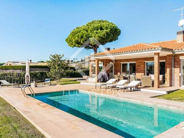 349m² Hus/Villa till salu i Sant Andreu de Llavaneres