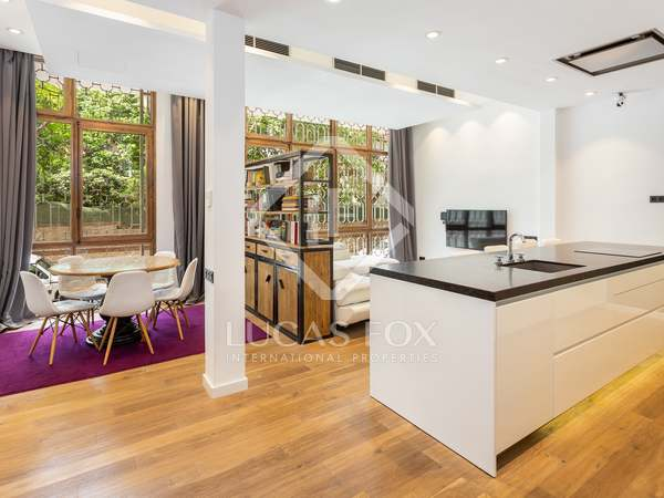 115 m² apartment for sale in Barcelona Inland, Spain