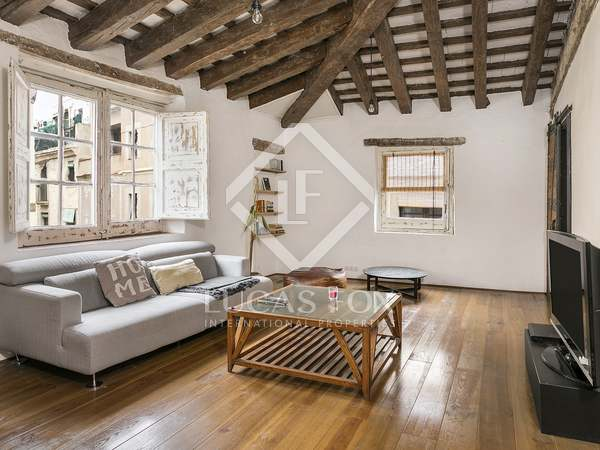Piso de 90 m² en alquiler en El Born, Barcelona