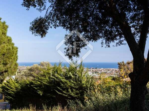 2,013m² Plot for sale in Cabrils, Barcelona
