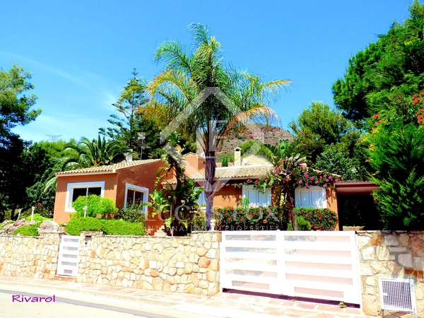 House for sale in Puzol, 20 minutes from Valencia city