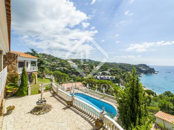House for sale in Tossa de Mar on the Costa Brava