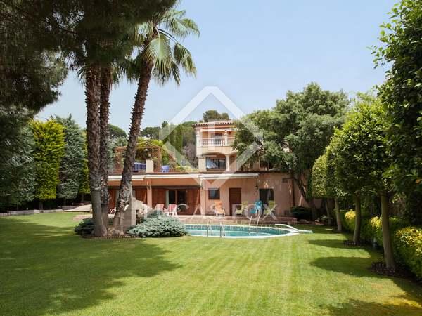 Villa en venta en Caldes d'Estrac, en la costa del Maresme