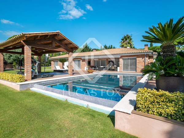 289m² Haus / Villa zum Verkauf in Sant Andreu de Llavaneres