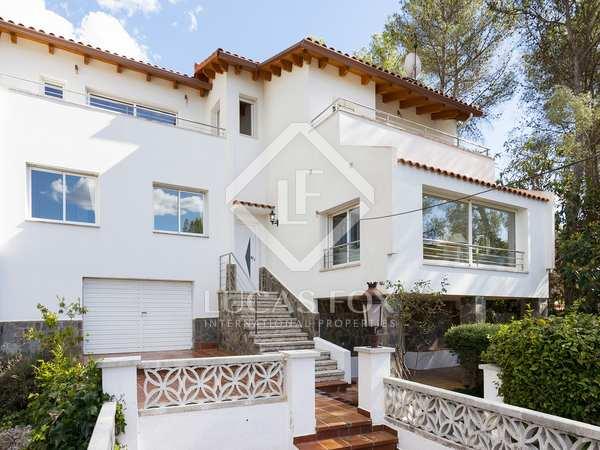 Detached 281 m² villa for sale in Olivella, Sitges