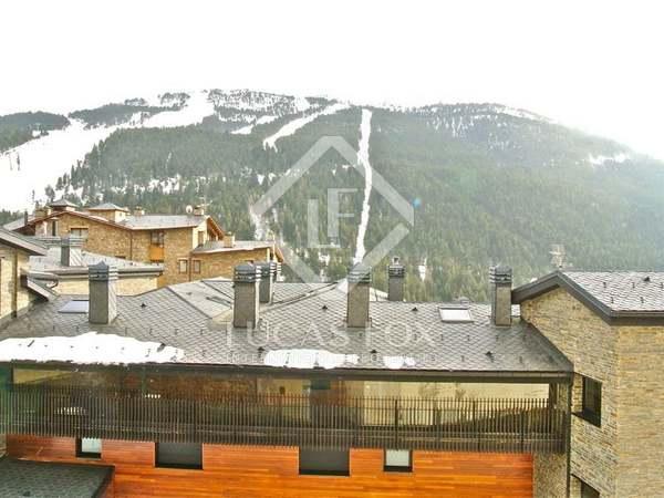 Fantastic renovated apartment for sale in Soldeu, Andorra