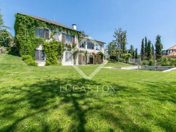 1,188m² House / Villa for sale in Pozuelo, Madrid