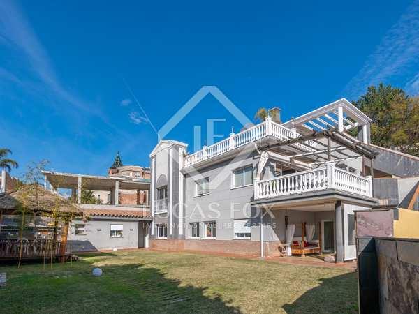Huis / Villa van 291m² te koop met 80m² terras in East Málaga