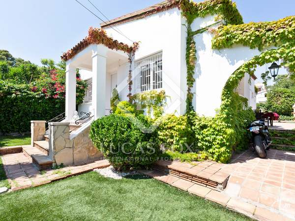 112m² House / Villa with 503m² garden for sale in Montemar