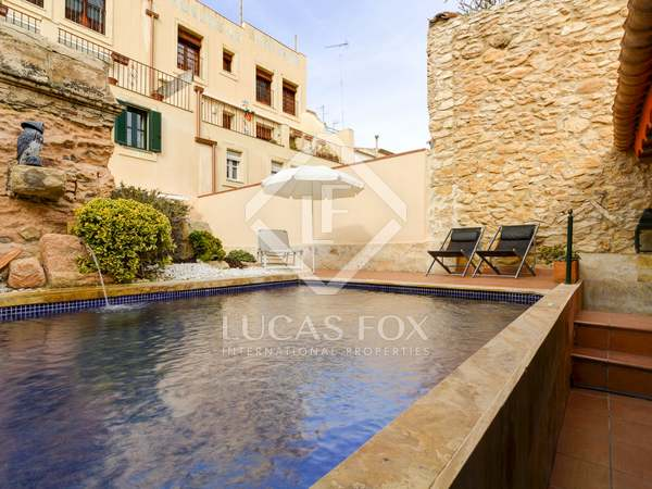 252m² Apartment with 100m² garden for sale in Torredembarra