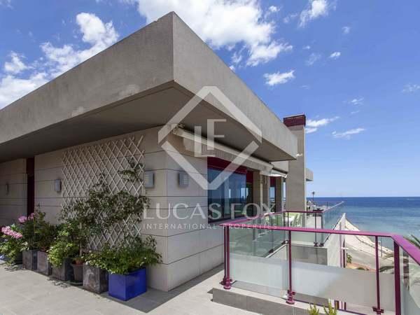 196m² Dachwohnung mit 232m² terrasse zum Verkauf in Dénia