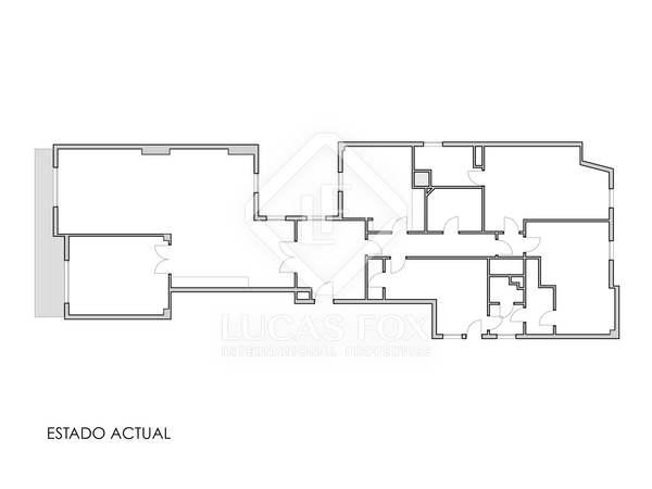 Квартира 212m² на продажу в Пла дель Ремей, Валенсия