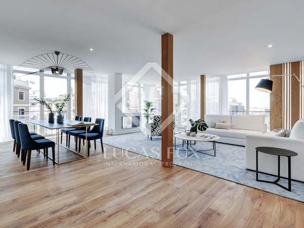 210 m² apartment for sale in Castellana, Madrid