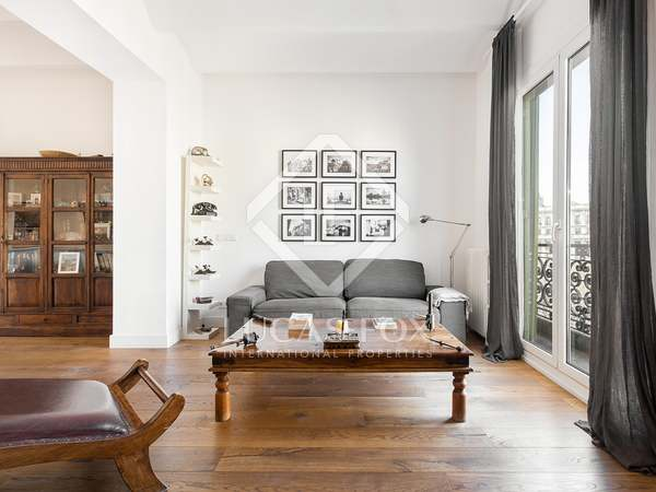 135m² Apartment for sale in Eixample Left, Barcelona