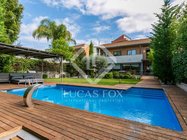 395m² House / Villa for sale in Alella, Maresme
