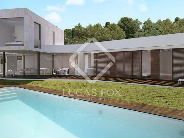 372m² House / Villa with 539m² garden for sale in Jávea
