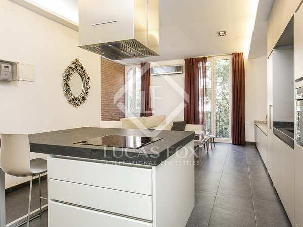 Apartamento con encanto en alquiler en el distrito del Eixample