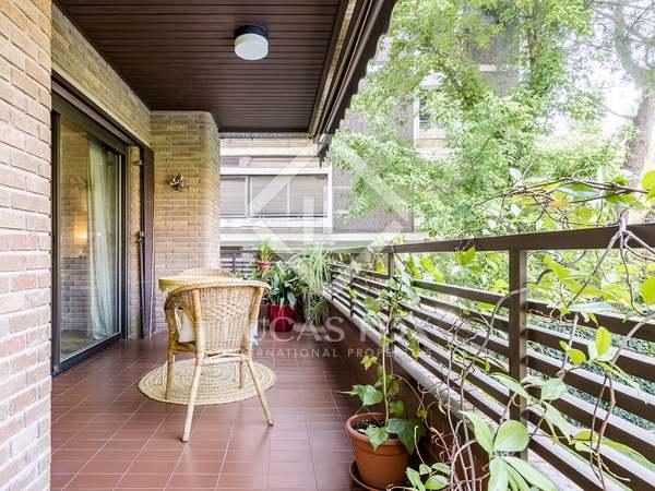 Appartement de 120m² a louer à Arturo Soria avec 10m² terrasse