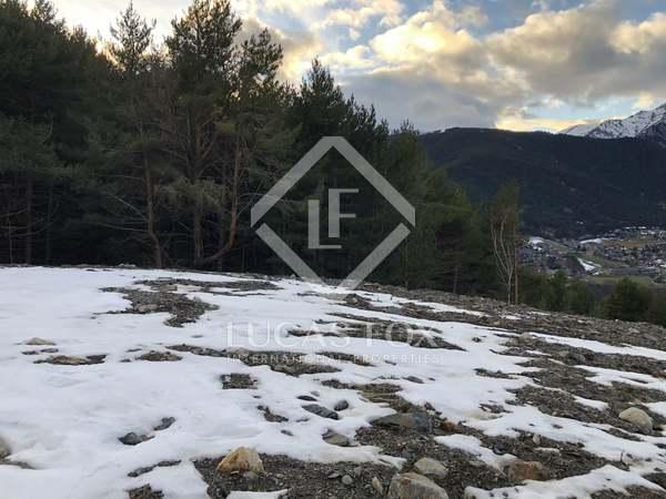750m² Plot for sale in La Massana, Andorra