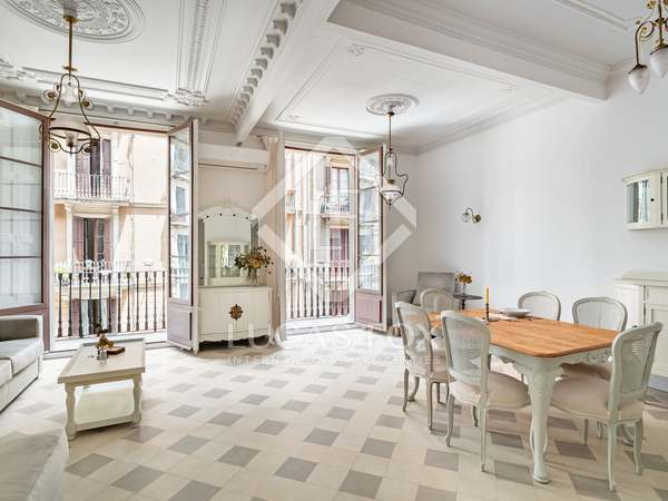 117m² Apartment for sale in El Raval, Barcelona