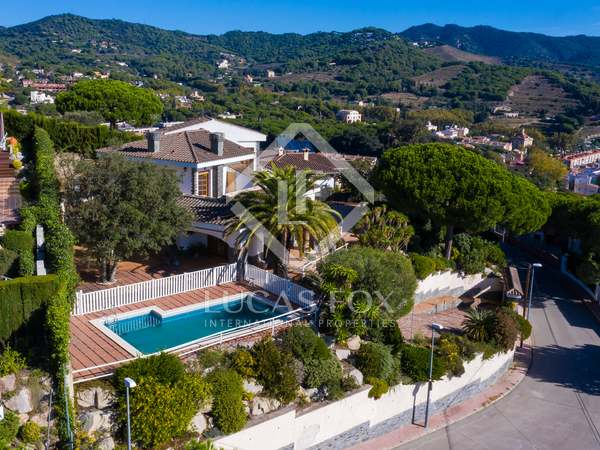 406m² House / Villa for sale in Alella, Maresme