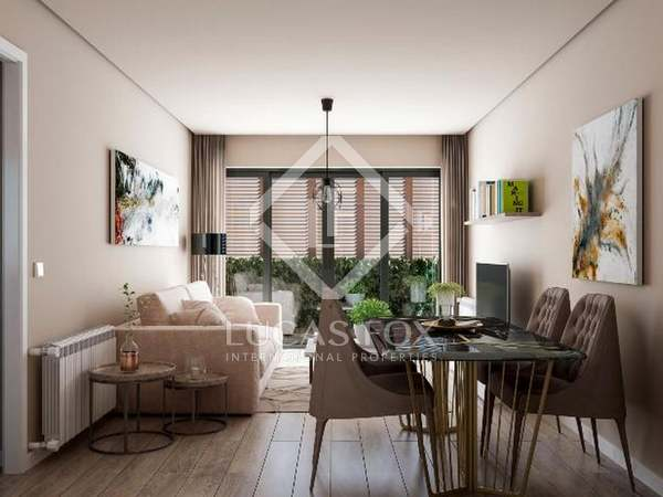 86m² Apartment with 7m² terrace for sale in Sant Gervasi - Galvany