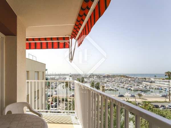 95m² Apartment with 10m² terrace for sale in Vilanova i la Geltrú