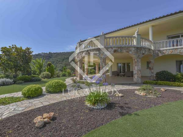 695m² House / Villa for sale in Platja d'Aro, Costa Brava
