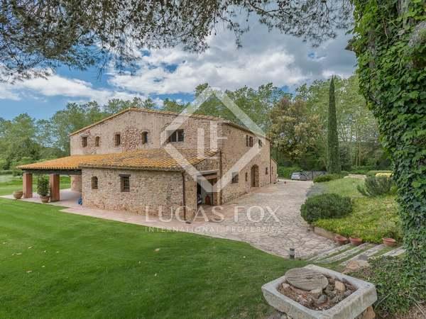 Maison / Villa de 1,421m² a vendre à Baix Empordà, Gérone