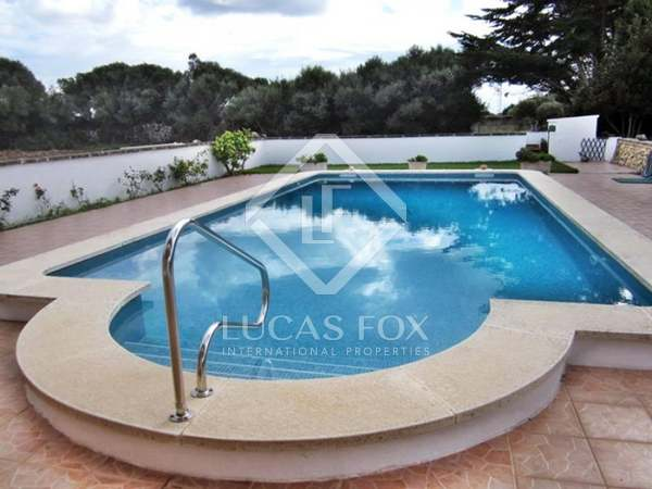 327 m² house for sale in Menorca, Spain
