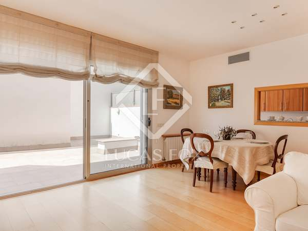 151m² Apartment with 46m² terrace for sale in Sant Gervasi - La Bonanova