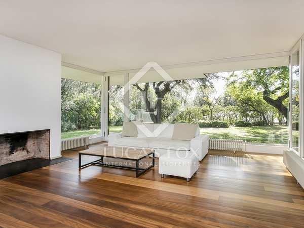 Casa en alquiler en La Bonanova, en la Zona Alta de Barcelona