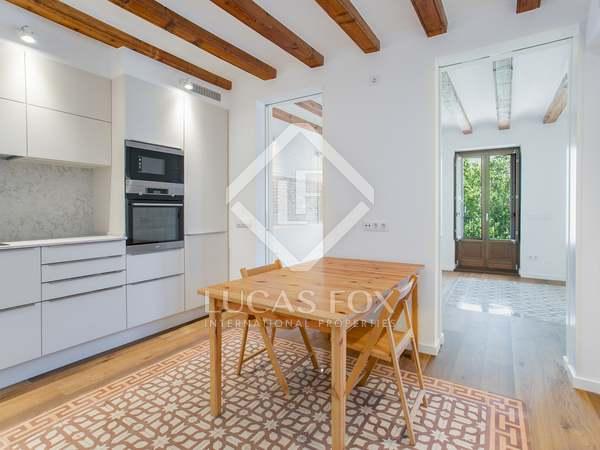 Piso de 123 m² con 10 m² de terraza en alquiler en El Raval