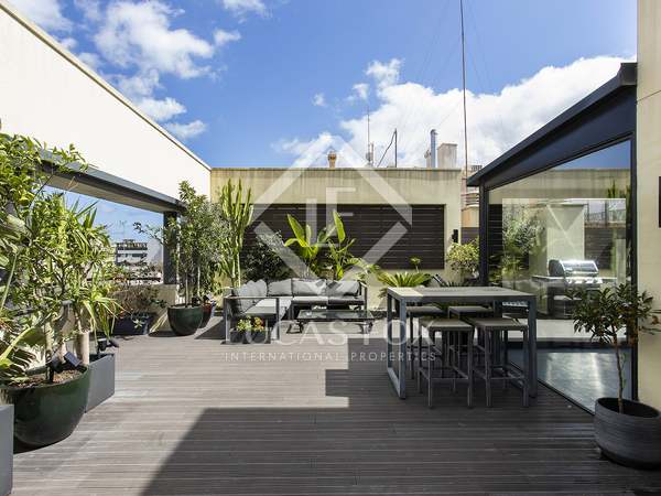 106m² Penthouse with 94m² terrace for sale in Sant Gervasi - Galvany