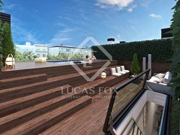 Ático de 138m² con 63m² terraza en venta en Sant Gervasi - Galvany