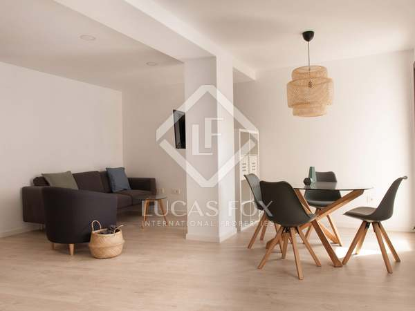 Piso de 62m² en alquiler en La Seu, Valencia