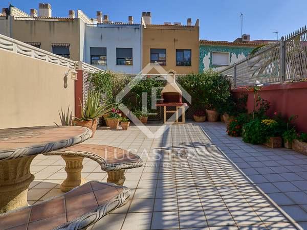huis / villa van 284m² te koop met 100m² terras in Playa de la Malvarrosa