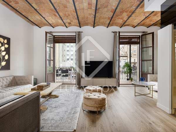 Квартира 180m², 15m² террасa аренда в Правый Эшампле