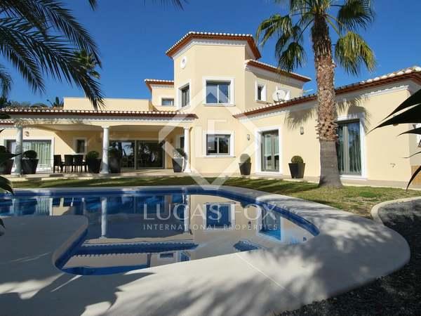464m² House / Villa for sale in Moraira, Costa Blanca