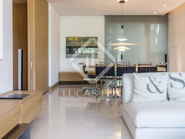 Penthouses with large terraces for sale in Conde de Orgaz