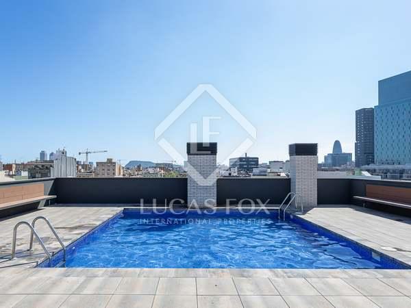 appartement van 121m² te koop met 18m² terras in Poblenou