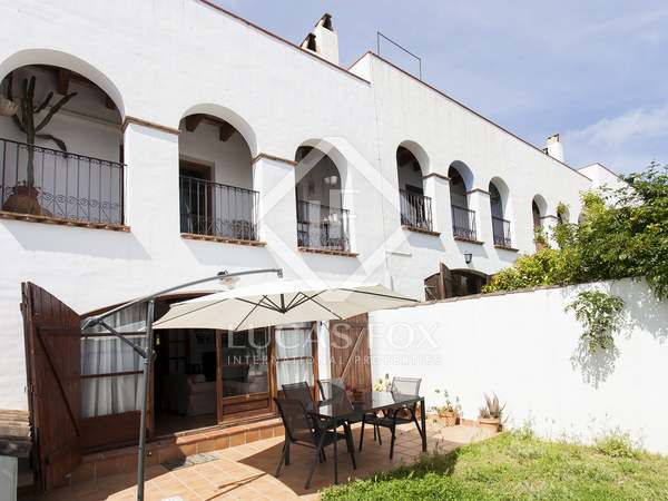 4-bedroom house for sale in historic centre of Sant Pere de Ribes