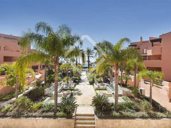 Piso con terraza de 33m² en venta en Estepona, Andalucía